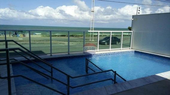 Apartamento Com 1 Dormitório Para Alugar, 45 M² Por R$ 2.300,00/mês - Boa Viagem - Recife/pe - Ap0366