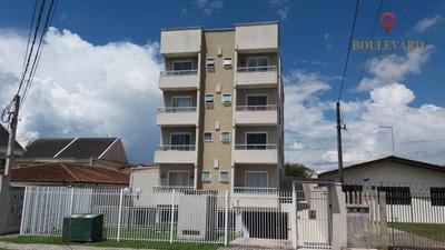 Apartamento Com 2 Dormitórios À Venda, 100 M² Por R$ 230.000 - Cajuru - Curitiba/pr - Gd0011