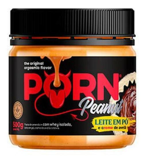 Pasta De Amendoim Gourmet 500g - Porn Fit