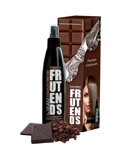 Cuatro Chocolate Hair Flat Solo Para Ruben Treviño
