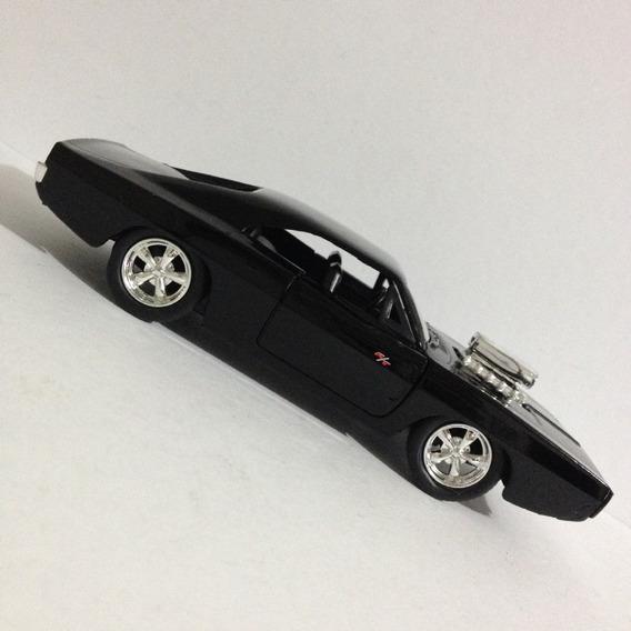 Dodge Charger R/t - Velozes E Furioso - Escala 1/32 - Jada