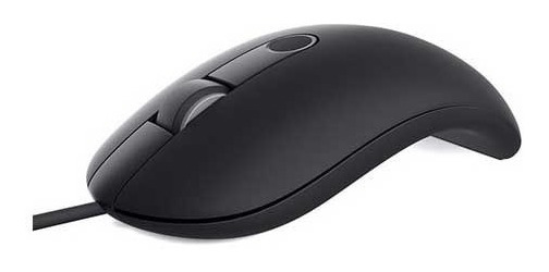 Mouse Óptico Dell Ms819 Com Leitor De Digital