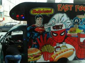 Camioneta Con Foodtruck, Placas Pichincha $8.900 2353232