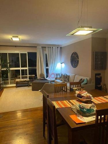 Imagem 1 de 20 de Apartamento À Venda, 125 M² Por R$ 1.040.000,00 - Ipiranga - São Paulo/sp - Ap4498