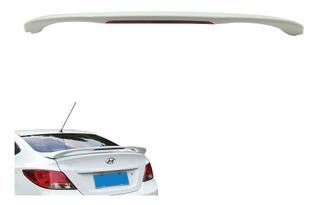Aleron Spoiler Hyundai New Accent Rb 2011-2019 Importado