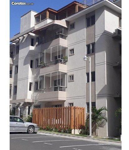Apartamento En Nuevas Terrazas, 2do. Nivel