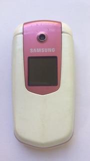 Samsung E2210 Semi Novo Desbloqueado Câmera Rário Fm