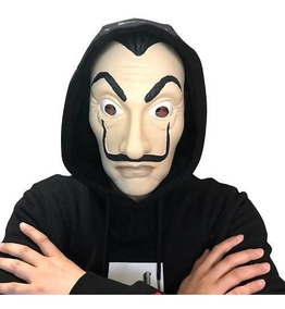 Mascara Casa De Papel Salvador Dali