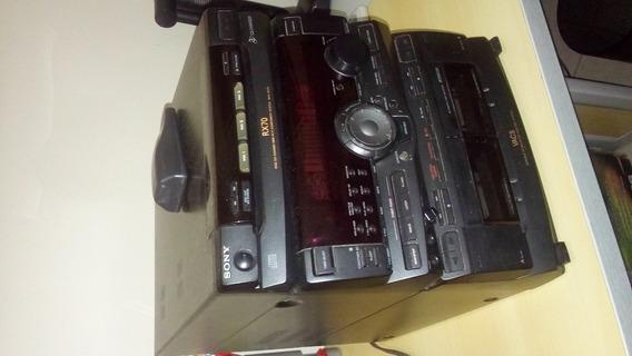 Micro System Sony - Rx70 - C/defeito