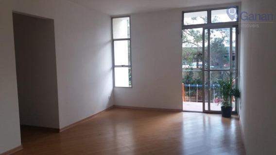Apartamento Com 3 Dormitórios À Venda, 84 M² Por R$ 390.000 - Jardim Marajoara - São Paulo/sp - Ap5555