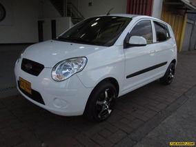 Kia Picanto Morning Mt 1100cc Aa
