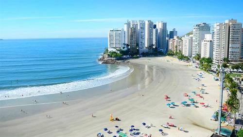 Apartamento - Venda - Vila Alzira - Guaruja - Ctm666