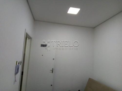 Aluga - Sala Comercial  - 30 Metros - Centro - Mogi Das Cruzes - L-3307