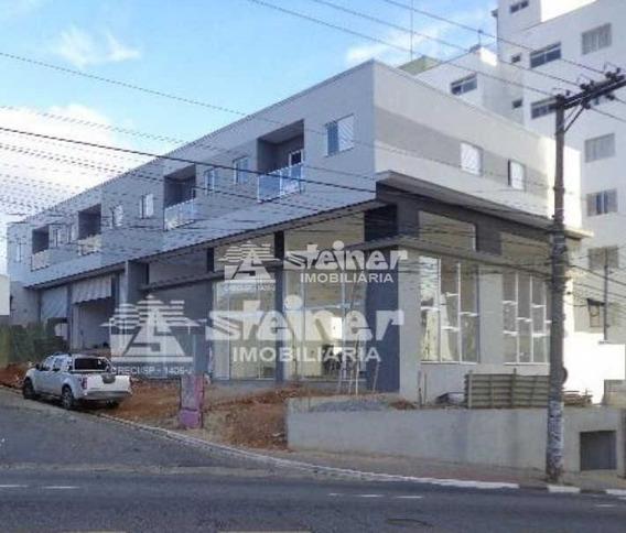 Aluguel Salão Comercial Acima De 300 M2 Vila Galvão Guarulhos R$ 4.500,00 - 34605a