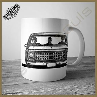 Taza Fierrera - Ford #061 | V8 / Shelby / Rs / St / Ghia