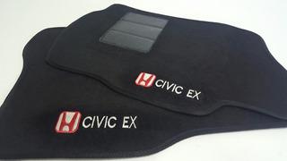 Tapetes Personalizados Honda Civic Ex