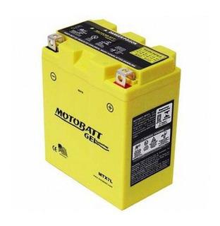 Bateria Moto Motobatt Gel Mtx7l Yamaha Xtz 250 Tenere 7ah