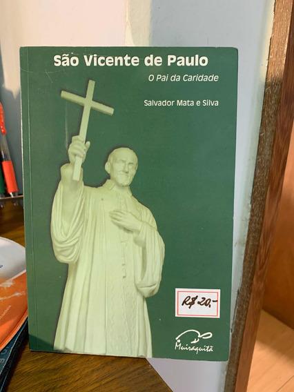 São Vicente De Paulo Salvador Mata E Silva