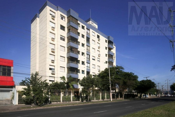 Apartamento Para Venda Em Porto Alegre, Partenon, 2 Dormitórios, 1 Banheiro, 1 Vaga - Jva684_2-766799