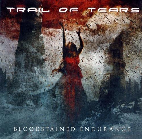 Imagen 1 de 2 de Trail Of Tears - Bloodstained Endurance - Cd