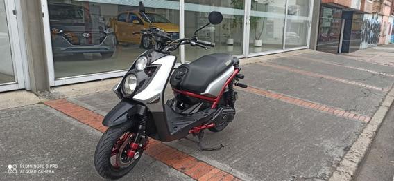 Yamaha Biwis 2016