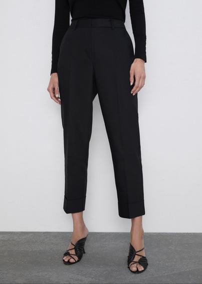Zara Pantalon Pinzado Mujer Pantalones Mercadolibre Com Ar