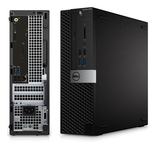 Computador Dell 3040 I5 6500 3.2 8gb 1tb Win 10 Hdmi Dvdrw