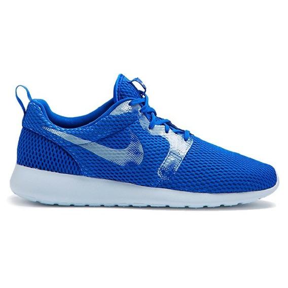 Tênis Nike Roshe One Caminhada Casual Azul Original!