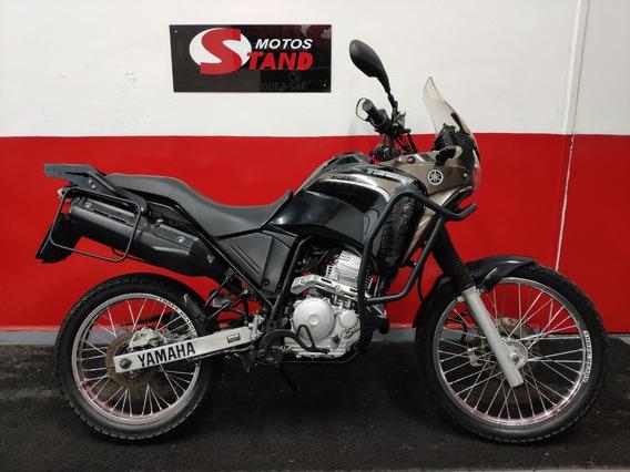 Yamaha Xtz 250 Tenere 250 2012 Preta Preto