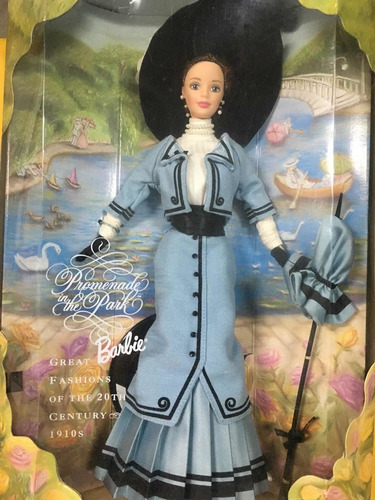 Barbie Promenade In The Park Great Fashions Collector 1997