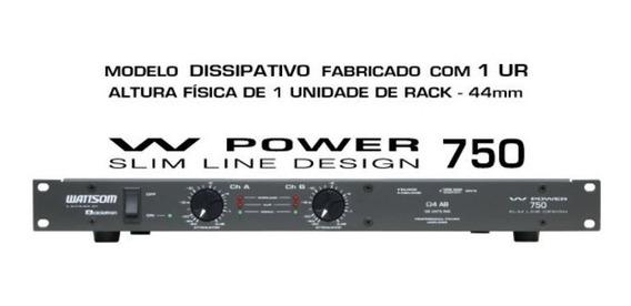 Potência Ciclotron W Power 750 188w Rms