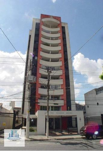 Imagem 1 de 25 de Apartamento À Venda, 58 M² Por R$ 660.000,00 - Moema - São Paulo/sp - Ap3734