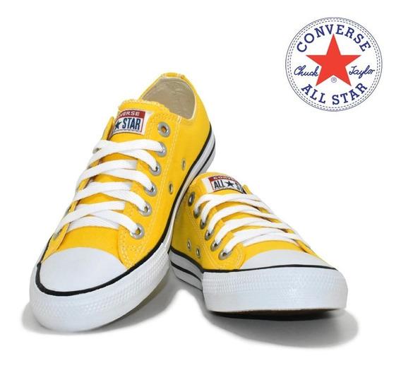 Tênis Converse All Star Chuck Taylor Cano Baixo Cores