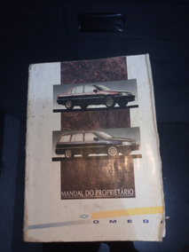 Manual Do Proprietario Omega Ou Suprema 93