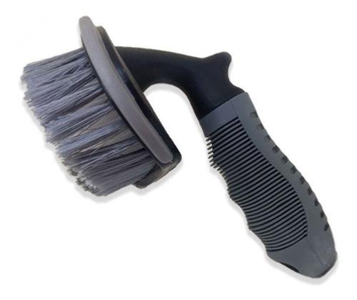 Imagen 1 de 1 de Cepillo Para Limpieza De Ruedas Shine & Style