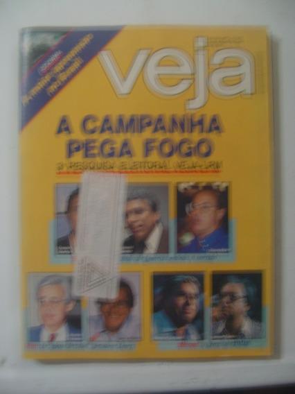 Revista Veja 946 Pad Quevedo Brunet Boy George Votocel 1986