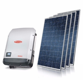 Gerador De Energia Solar Fronius 3,9 Kwp