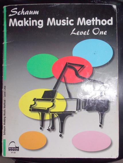 Schaum Making Music Method, Level 1