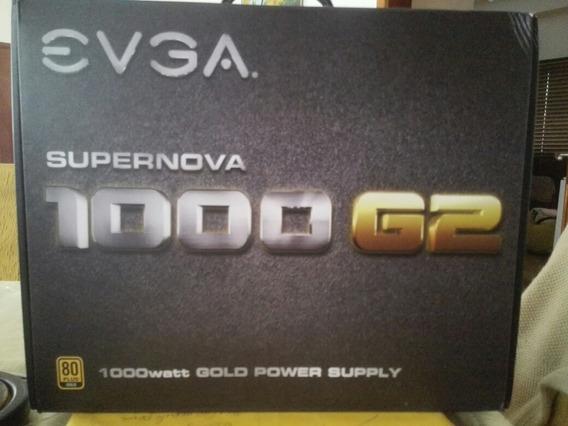 Fuente De Poder Evga Supernova 1000w G2 80+ Gold