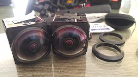 Camera 360 Kodak Pixpro Sp360 4k Melhor Que Theta, Samsung