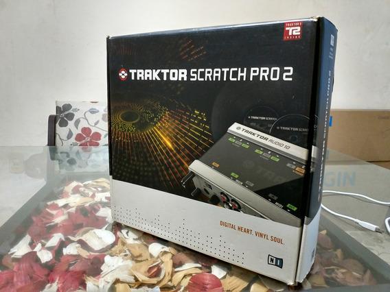 Native Instruments Traktor Scratch Pro A10