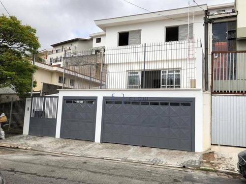 Casa Com 4 Dormitórios À Venda, 380 M² - Aclimação - São Paulo/sp - Ca1060