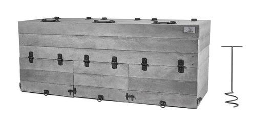 Compostera Jardín (medianos Generadores) 450 Lts (caba)