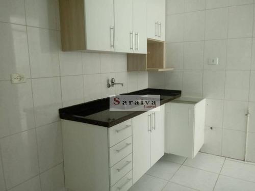 Imagem 1 de 25 de Apartamento Com 3 Dormitórios À Venda, 76 M² Por R$ 276.000,00 - Rudge Ramos - São Bernardo Do Campo/sp - Ap4003