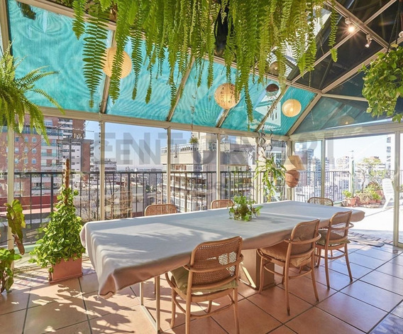 Venta Penthouse 3 Dormitorios + Dep. Con Cochera Barrancas De Belgrano