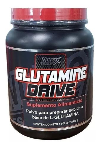 Glutamina Nutrex Glutamine Drive 1000 G (200 Srvs)