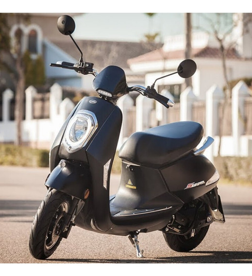 Moto Electrica Sunra Grace Limited Edition 50 Banco Ciudad