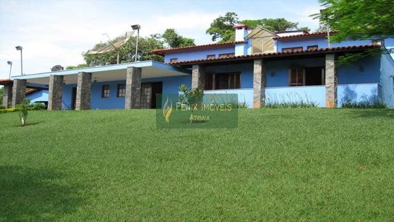 Sítio Com 5 Dorms, Rio Abaixo, Atibaia - R$ 1.500.000,00, 1.000m² - Codigo: 219 - V219