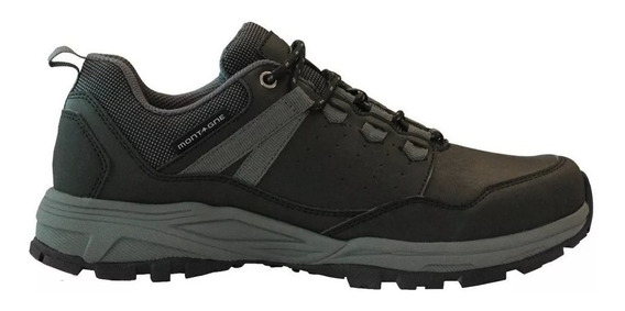 Zapatillas Montagne Citified Negro