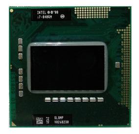 Intel Core I7 840qm 1.86ghz Quad Primeira Geração Notebook